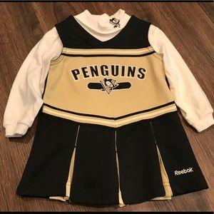 Girls Pittsburgh Penguins dress 24 months!